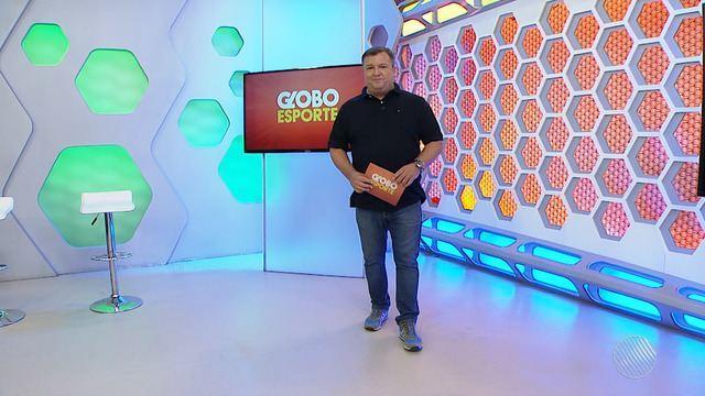 Globo Esporte BA - Íntegra do dia 15/03/2018