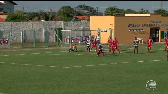 Altos goleia 4 de Julho e reassume a liderança do Campeonato Piauiense