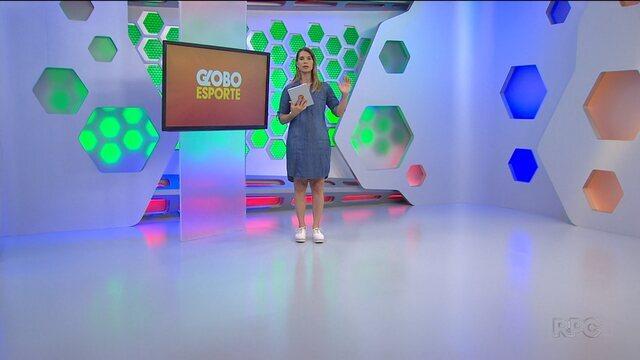 Veja a edição na íntegra do Globo Esporte Paraná de sexta-feira, 16/03/2018