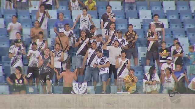 Mixto e Luverdense jogaram na Arena Pantanal com a presença de torcedores