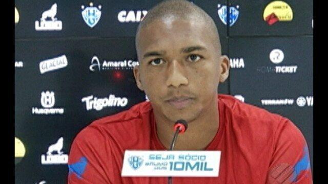 Danilo Pires fala da expectativa de enfrentar o Paragominas pela última rodada do Parazão