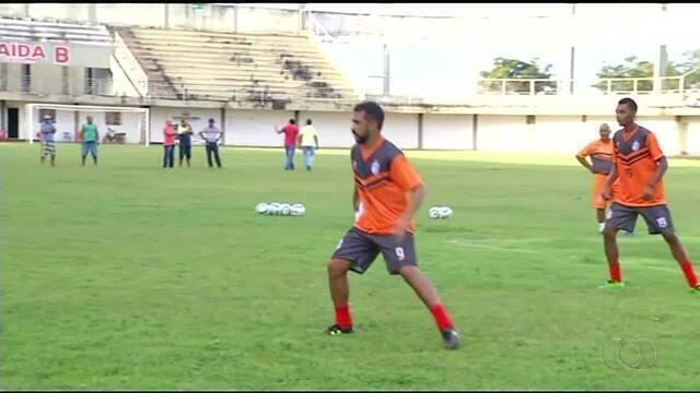 Araguaína tem novas contratações e se prepara para campeonato estadual