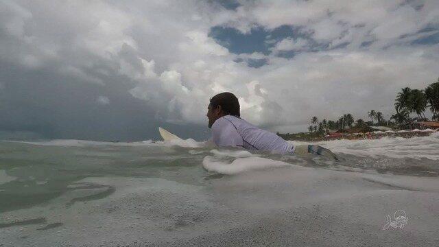 Confira novidades da primeira etapa do Circuito Cearense de Surf