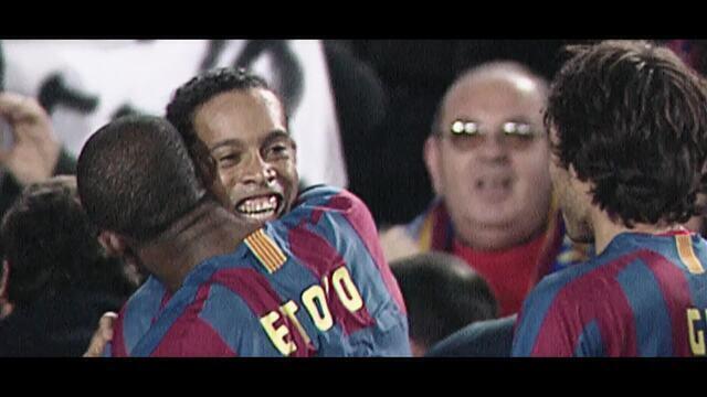 Revista da UEFA destaca Ronaldinho, técnico da Roma e analisa sorteio
