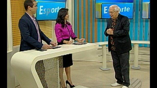 Ivo Amaral comenta os destaques do esporte nesta segunda-feira (19)