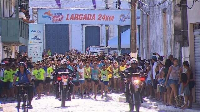 Confira como foi a edição 2018 da Corrida Cidade de Aracaju