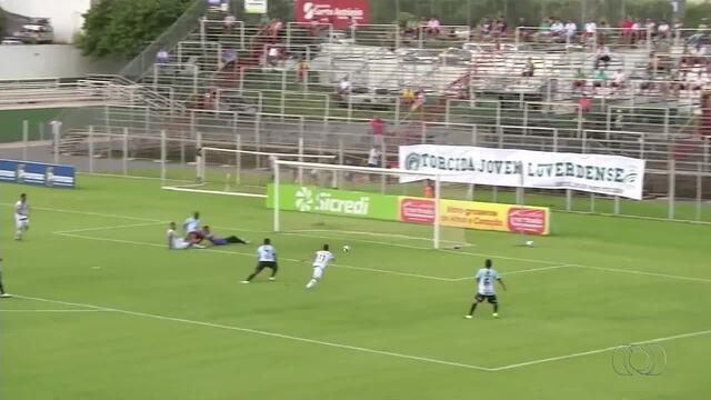 Sparta leva goleada de 7 a 0 do Luverdense e está fora da Copa Verde; veja os gols