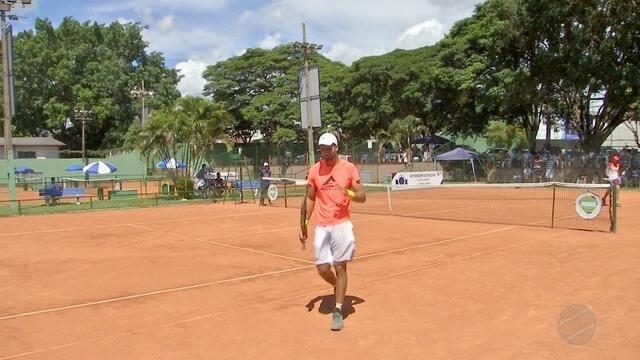 Campo Grande volta a receber campeonato profissional de tênis