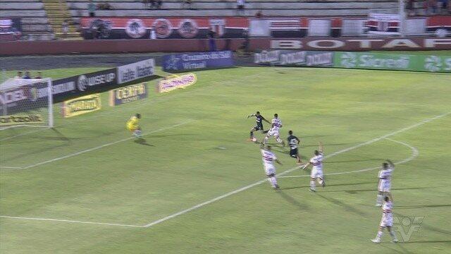 Botafogo e Santos ficam no empate sem gols pelo Paulistão