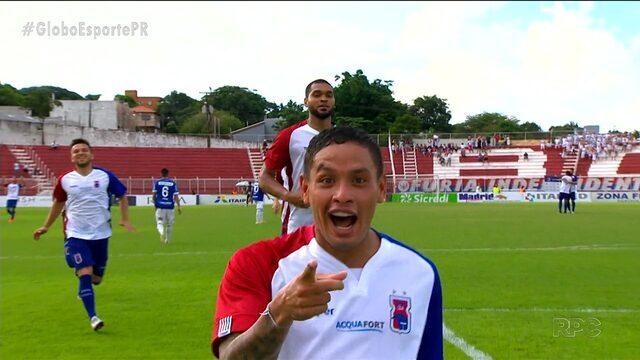 Paraná Clube vai bem na rodada e segue com chances de classificação