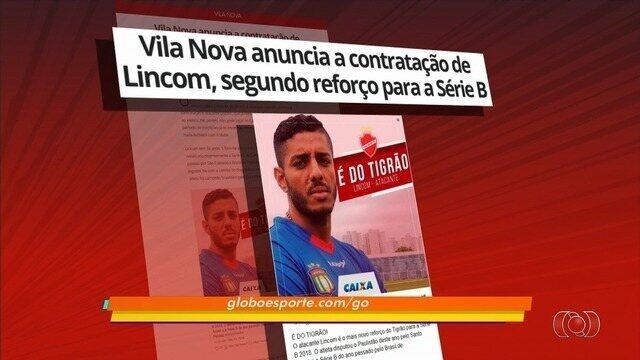 Vila Nova anuncia reforços para a disputa da Série B