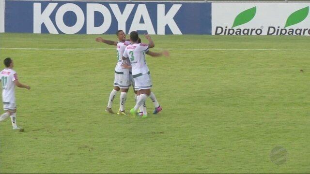 Luverdense aplica goleada histórica no Sparta e se garante nas semifinais da Copa Verde