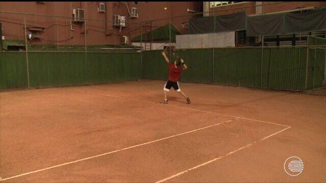 Campeonato Piauiense de Tênis tem 35 atletas em busca do título