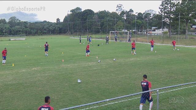 Paraná Clube decide classificação em casa