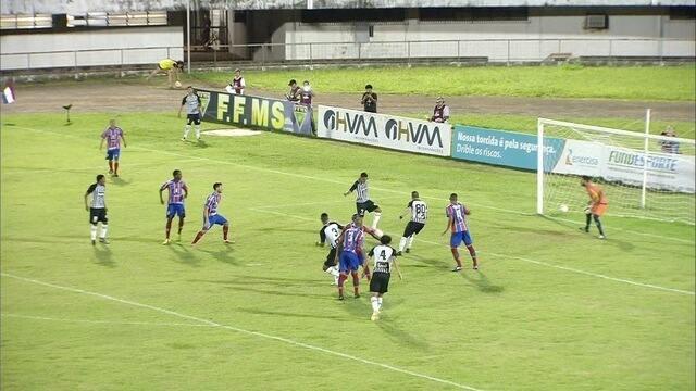 Gol de Firmino do Operário concorre a lance mais bonito da sexta rodada