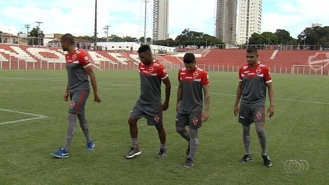 Vila Nova anuncia pacotão de reforços para a Série B