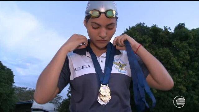 Vitória é o grande destaque do Piauí e na primeira competição de 2018 sobe no pódio