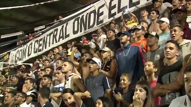 Caruaru se mobiliza a favor do Central em semifinal contra Sport