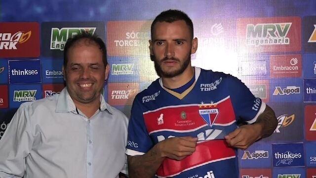 Fortaleza apresenta mais dois jogadores para sequência da temporada