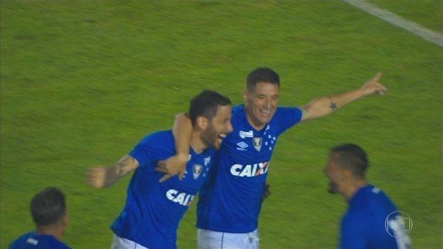 Cruzeiro vence o Tupi e sai na frente na disputa por uma vaga na decisão do Mineiro 2018