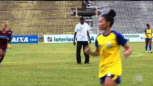 Tigresas se preparam para disputar a Série A2 do Campeonato Brasileiro