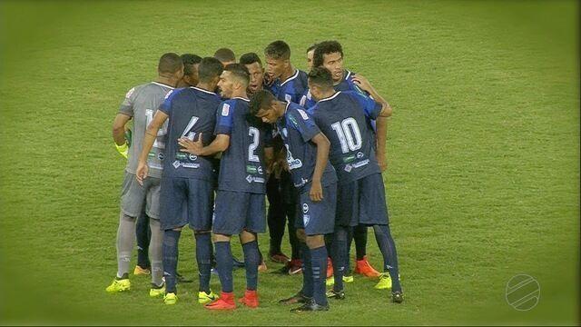 Dom Bosco e Cuiabá fizeram o primeiro jogo das quartas de final