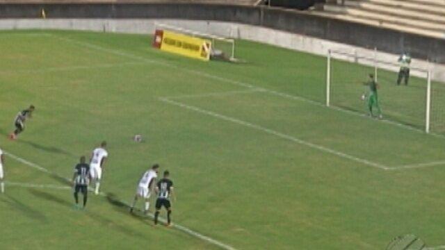 Veja o gol da vitória do São Raimundo diante do Remo