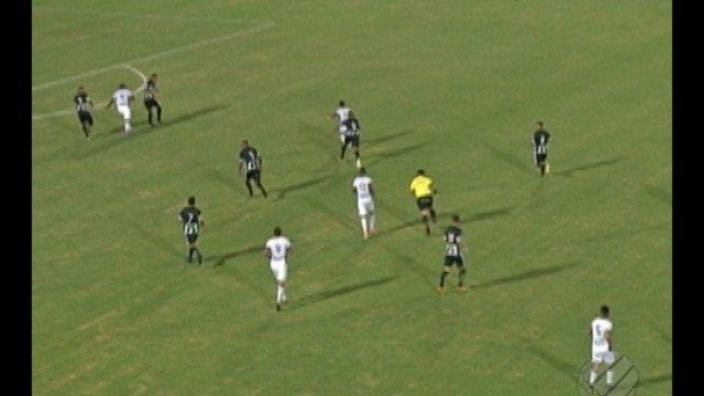 São Raimundo vence Remo no Estádio Colosso do Tapajós