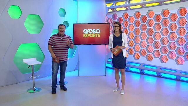 Globo Esporte BA - Íntegra do dia 23/03/2018