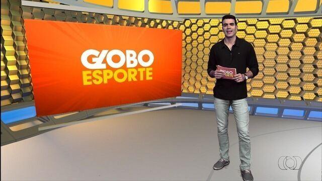 Globo Esporte GO - 23/03/2018 - Íntegra