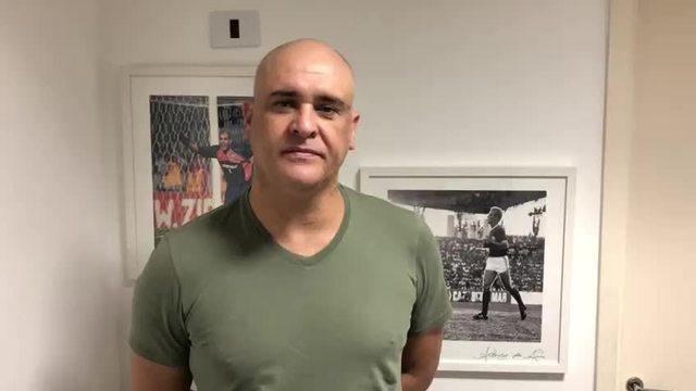 Marcos divulga vídeo para explicar opinião sobre Mundial de Clubes
