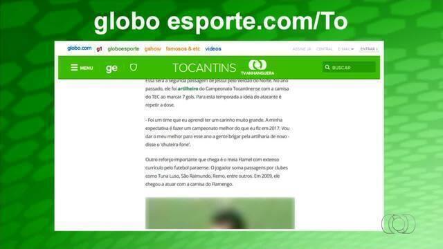 Tocantinópolis acerta contratação de Flamel e Jessuí para o estadual