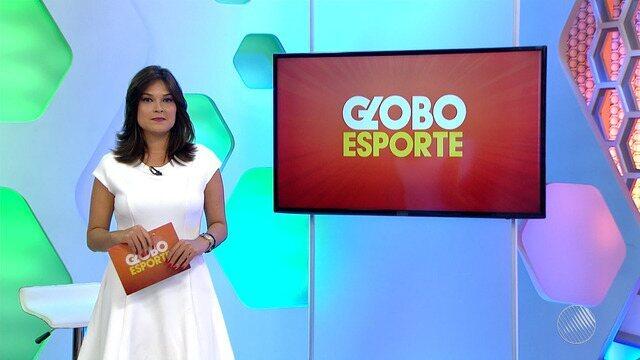Globo Esporte BA - Íntegra do dia 24/03/2018