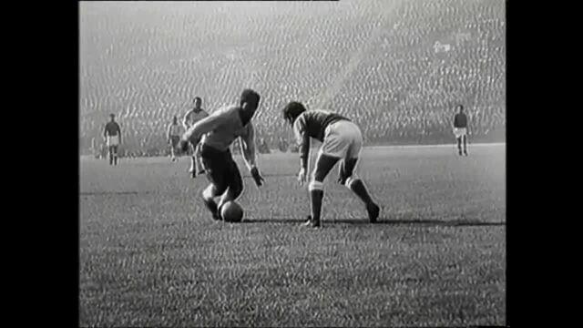 Melhores momentos: Brasil 4 x 2 Chile pela Copa de 1962