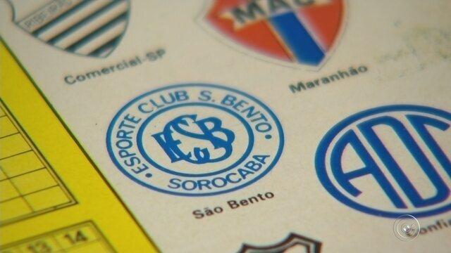 Torcedores do São Bento se preparam para ver estreia do time em Pelotas