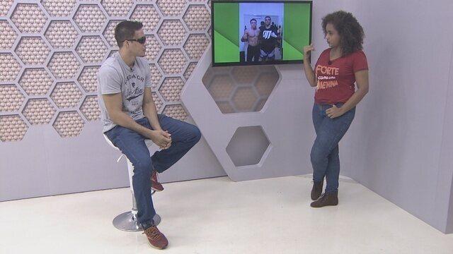 Neném fala da vitória no MMA e conta como foi a preparação para luta em Porto Velho