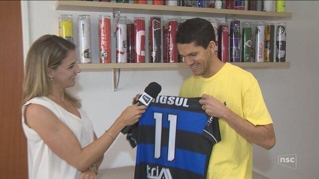 Aos 42 e perto dos 500 gols, Magno Alves acerta com Tubarão para disputa da Série D