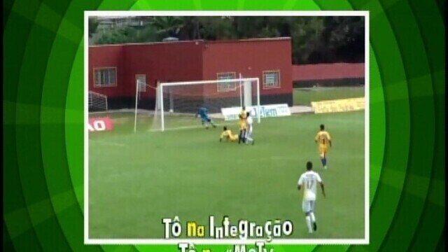 """Gols do Rio Branco sobre Peladeiros em Pará de Minas é destaque do """"Tô na Integreção"""""""