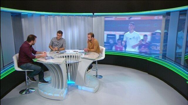 "Comentaristas analisam campanha do Santos na Libertadores e Roger crava: ""Classificado"""