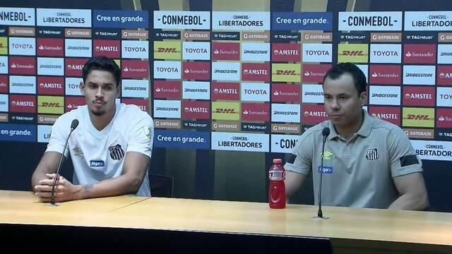 Veja a íntegra da coletiva de imprensa de Jair Ventura e do zagueiro Lucas Veríssimo