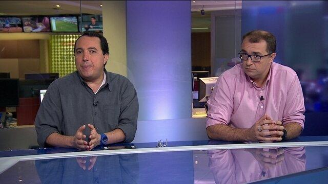 Cereto afirma que se Fábio Carille deixar o Corinthians, Osmar Loss assume