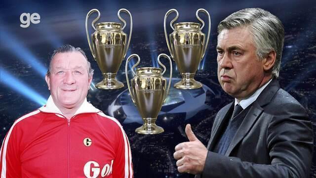 Cinco Coisas curiosas das finais da Liga dos Campeões da Uefa