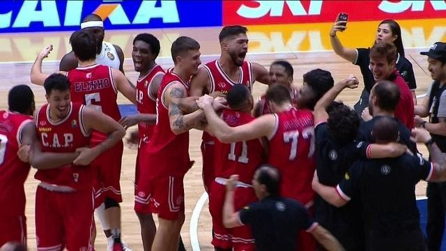 Melhores momentos de Mogi das Cruzes 76 x 82 Paulistano pela final do NBB