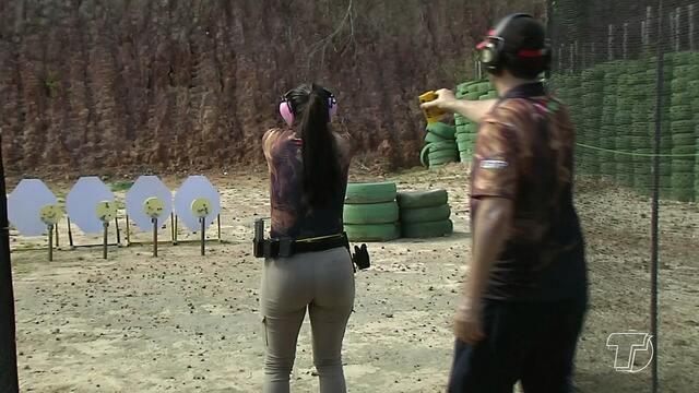 2ª etapa da Copa Tapajós de tiro com pistola é realizada em Santarém