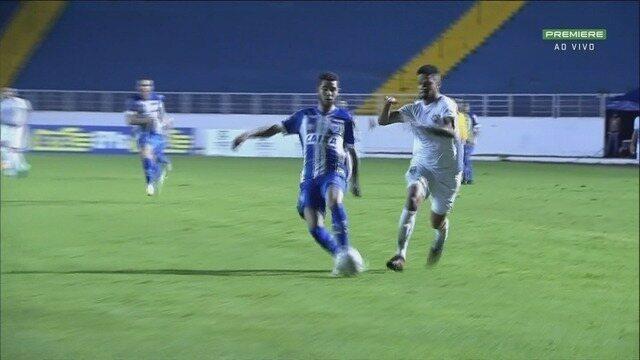 Confira os gols de Boa Esporte 0 x 2 Avaí
