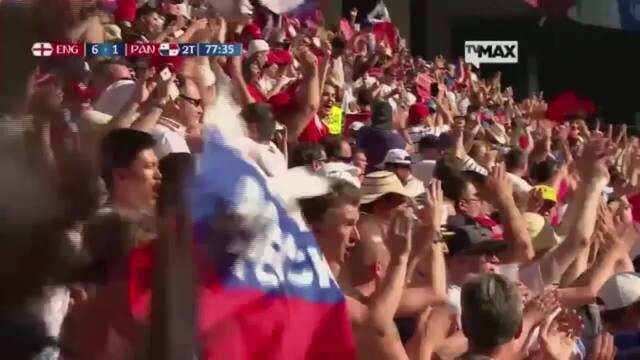 Narradores panamenhos choram com primeiro gol da seleção em uma Copa do Mundo