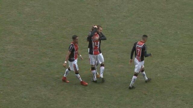 Gols de Joinville 3 x 1 Tombense - Série C 2018