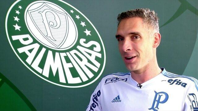Fernando Prass fala sobre disputa por posição de titular no Palmeiras