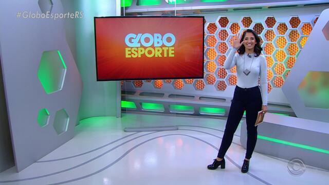 Confira a íntegra do Globo Esporte RS desta quarta-feira (18)