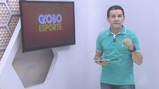 Assista a íntegra do Globo Esporte RO desta quarta-feira, 18